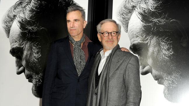 Lincoln (Daniel Day-Lewis y Spielberg)