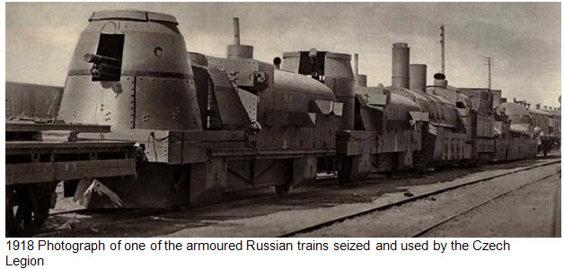 Captured_Soviet_train