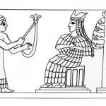 ¿Por qué los ladrones en Sumeria asaltaban a los que llevaban espirales alrededor del brazo?
