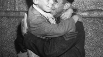 Jack y Warren Bernard