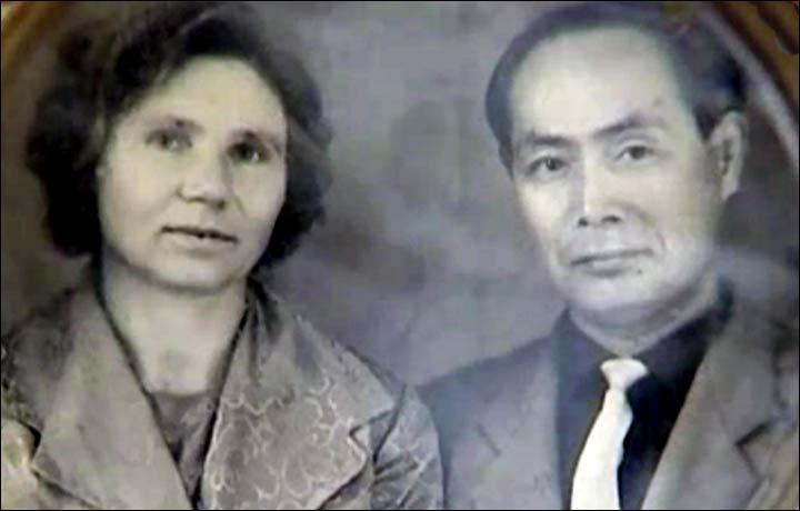 Yasha y Klavdia
