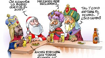 Feliz Navidad y un Prospero 2015