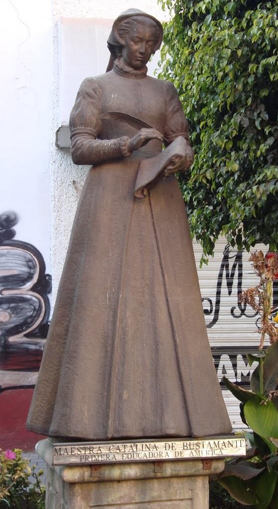 Catalina de Bustamante