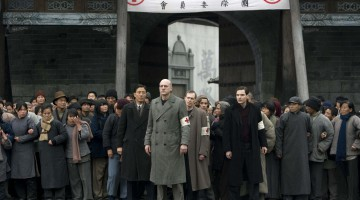 Lápida de John Rabe en Nanking