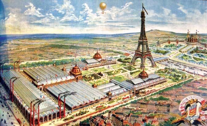 Exposición Universal de París