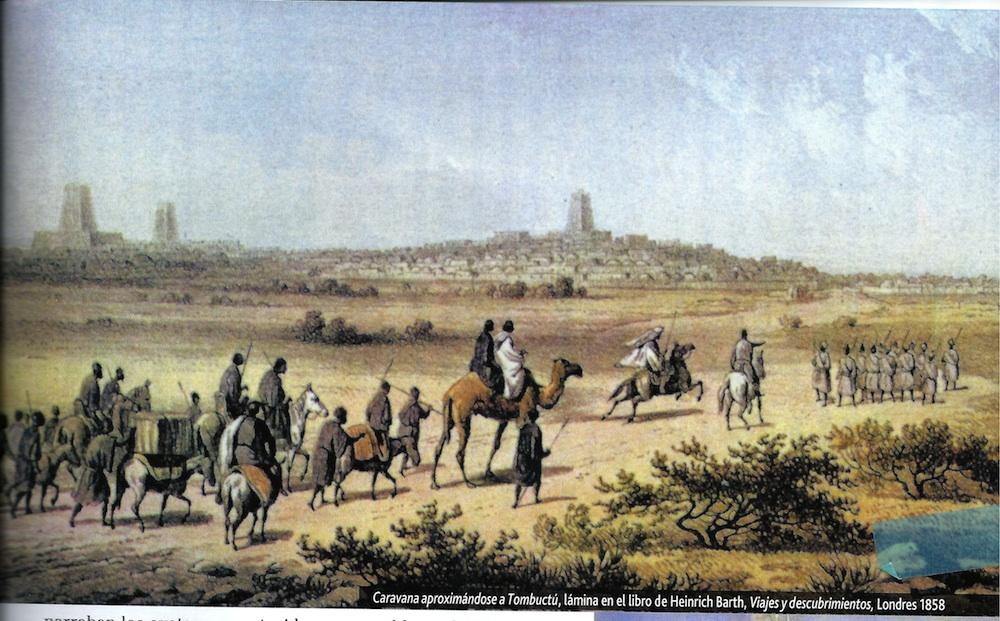 Caravana Tombuctú