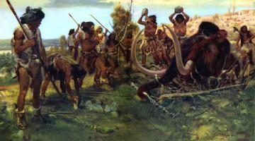 Cazando mamuts