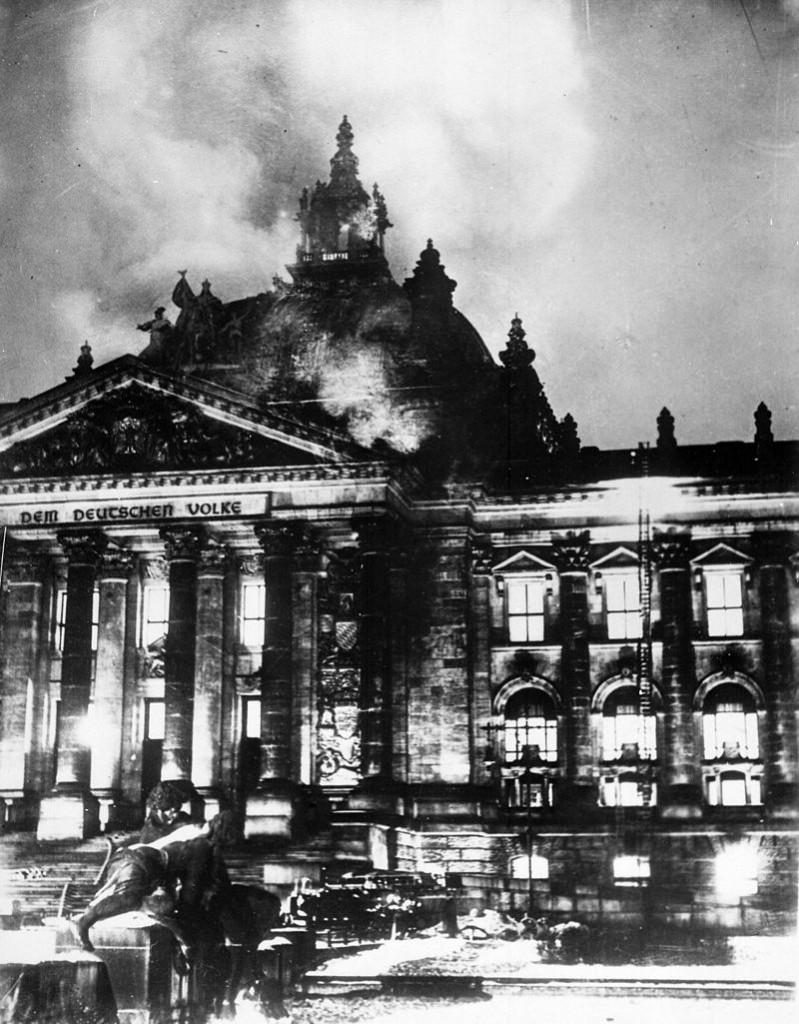 Incendio Reichstag