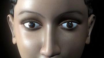 Reconstrucción facial Cleopatra