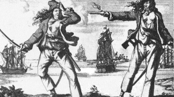 Mary Read y Anne Bonny
