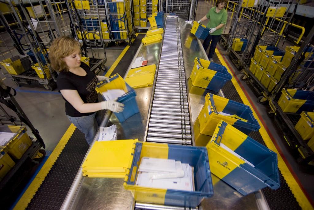 contenedores correos
