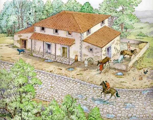 Villa Romana Calcinelli