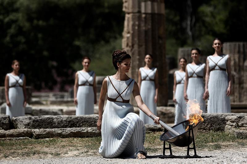Olimpia - Templo Hera