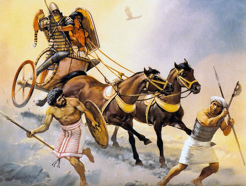 Carro-guerra-egipto